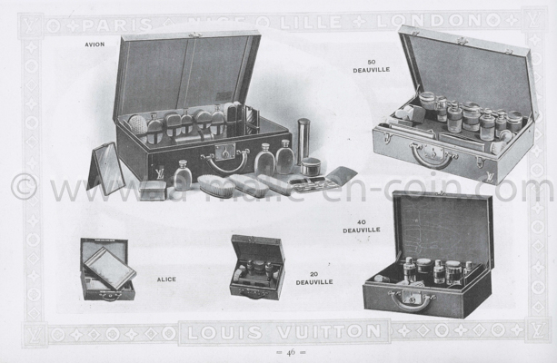 thumb Catalogue Louis Vuitton 1914 page 62