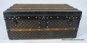 Malle_cabine__Vuitton_damier__apres__restauration__face