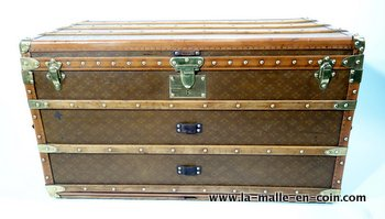 R1558 Commod trunk from Aux Etats-Unis brand