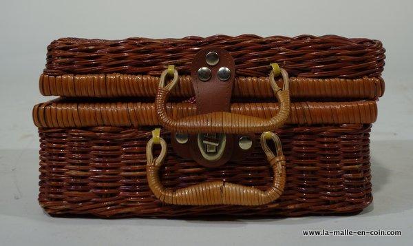 R1766 malette osier Dinette