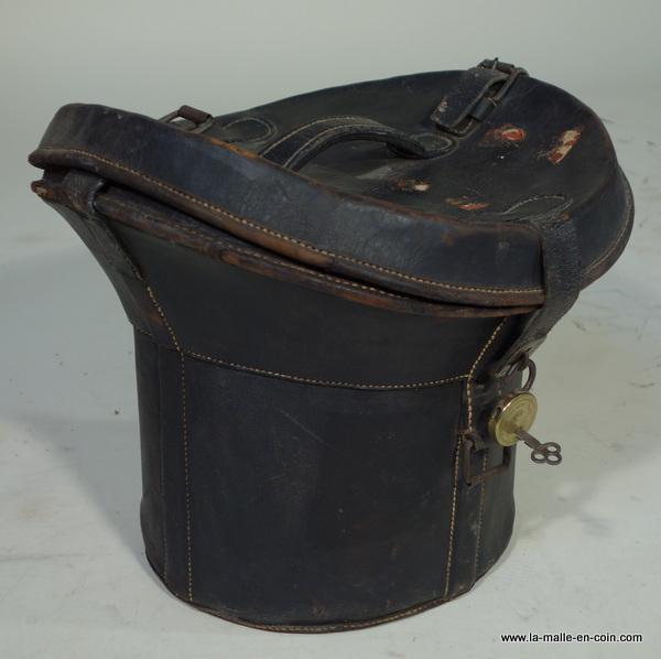 R1048 chapeau cuir HF