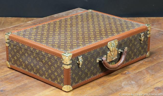 R2378 Valise Louis Vuitton avec sa clef