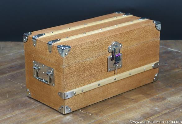 R2508 Malle - coffret en Louro faia avec clef