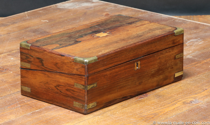 R1769 Rosewood writing case