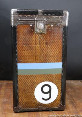 R1150 Malle armoire Damier réservée Mr R.