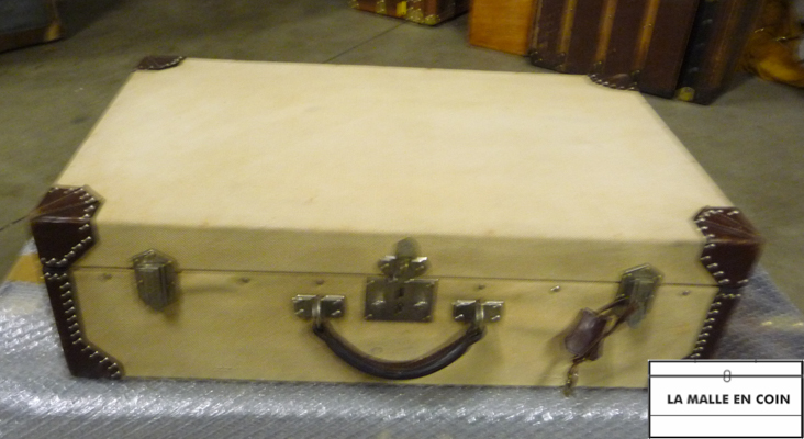 R1086   Hermes Suitcase