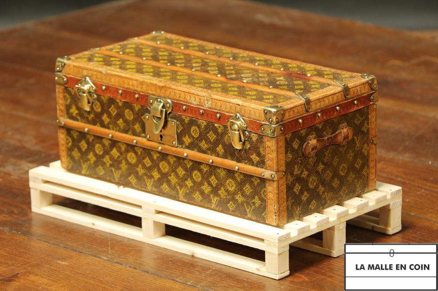 Malle fleur Louis Vuitton R2836
