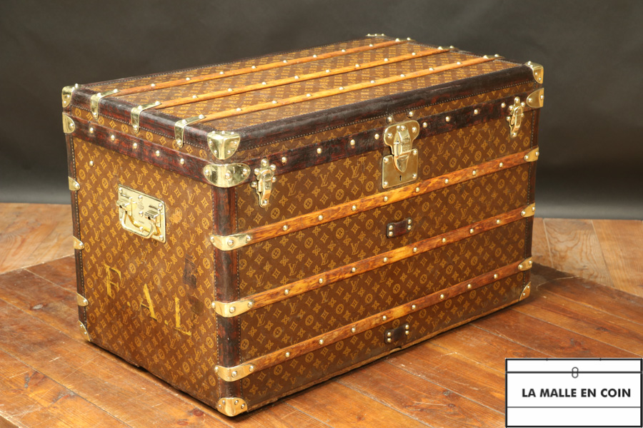 Malle courrier Louis Vuitton 1ère série  R2834