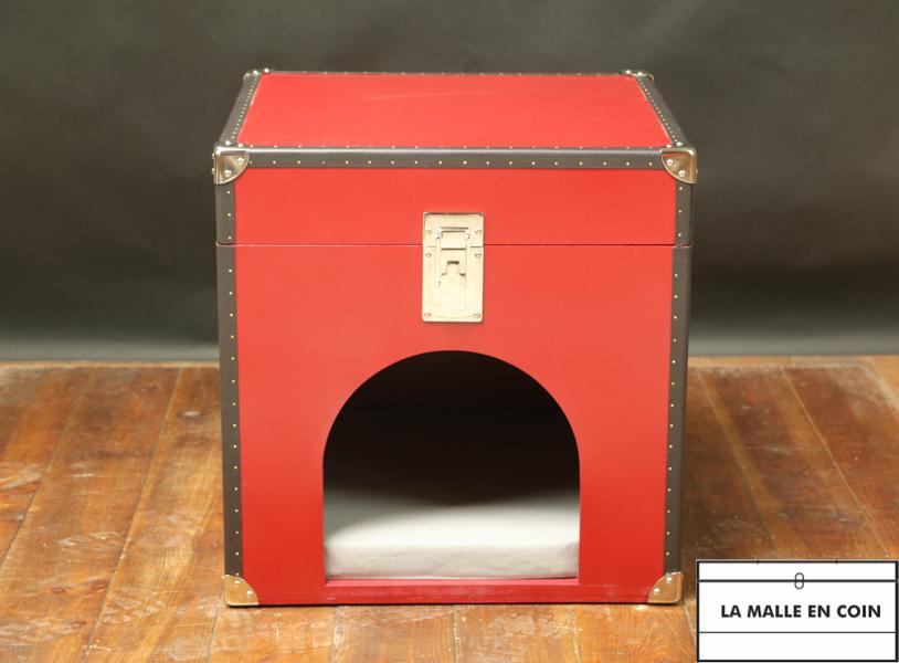 Malle Niche Rouge  R2852