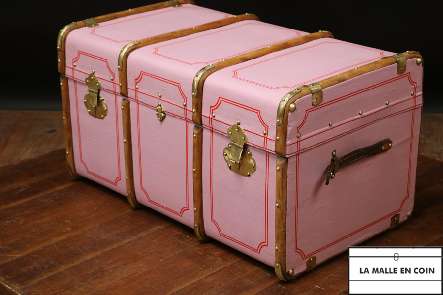 1920s arched trunk R2889