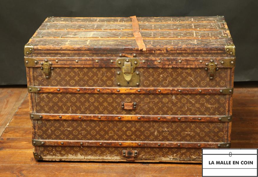 Malle courrier Louis Vuitton 1ère série  R2834