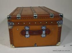 Moynat cabin trunk with its key